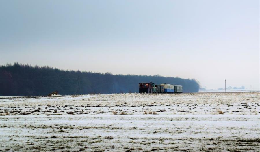 Kolej Rogowska: Trzeci sezon pociągów zimowych