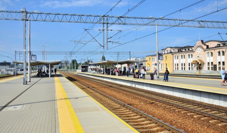 Na co skarżą się pasażerowie kolei?