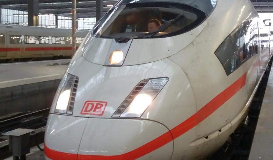 Deutsche Bahn zrezygnowały z polskojęzycznej wersji strony internetowej