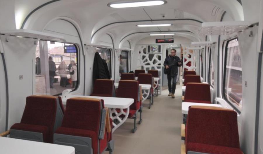 FPS z umową na przebudowę wagonów 1 klasy na restauracyjne