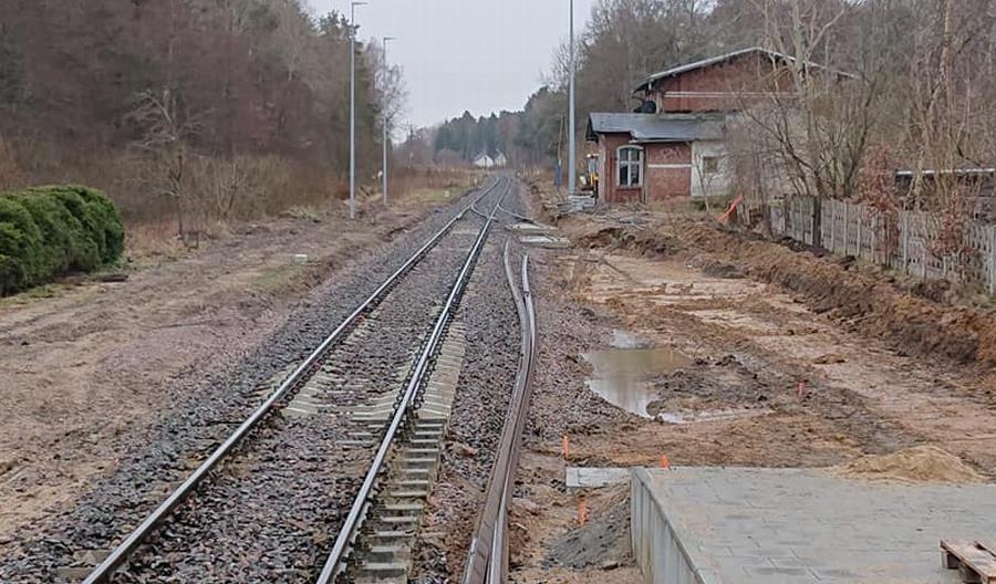 Pociągów na pomorskich liniach 207 i 405 nie zobaczymy do lata 2019