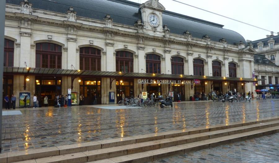 Francja: Z Bordeaux bezpośrednio do Londynu i Brukseli?