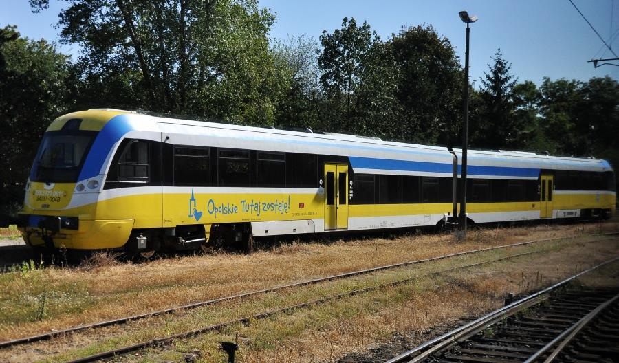 Jest przetarg na projekt modernizacji linii 288. Na budowę nie starczy już pieniędzy