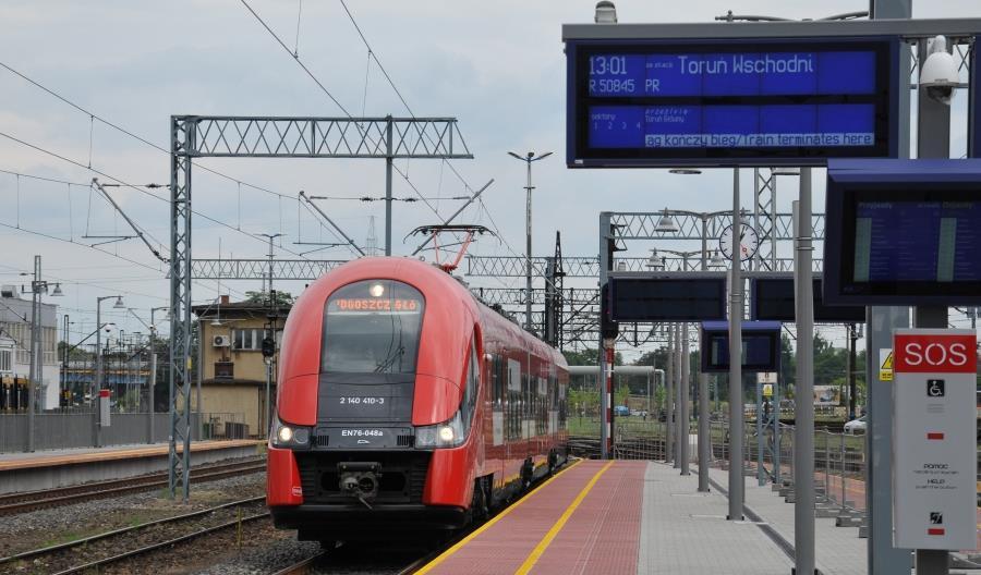 Kujawsko-pomorskie wycofa się z przetargu na przewozy kolejowe?