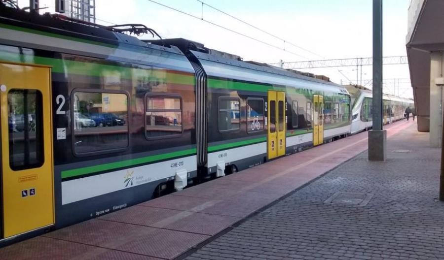 Zmiany w kursowaniu pociągów KM na linii nr 7 Warszawa - Dęblin w dniach 1-9 marca