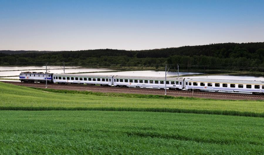 Wiosenna korekta kolejowego rozkładu jazdy