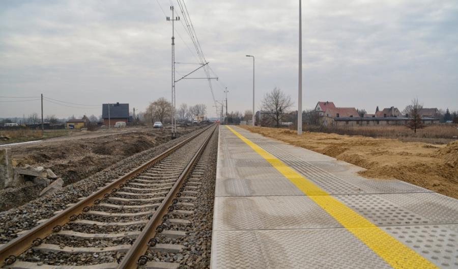 Pociągi z Legnicy do Lubina ominą cztery nowoczesne przystanki i stację