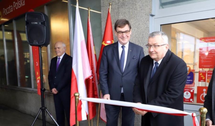Poczta Polska otwiera placówkę pocztową na Dworcu Centralnym