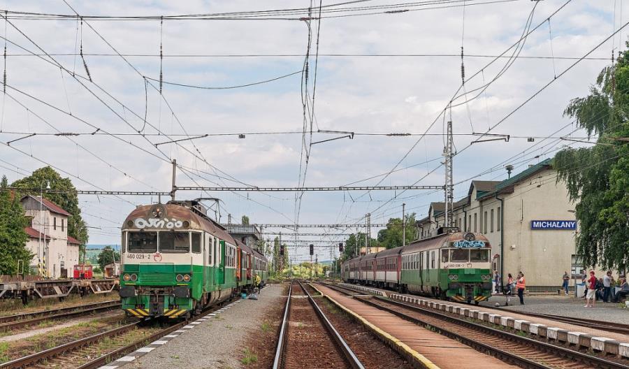 Ukraina: W czerwcu pociąg Koszyce – Mukaczewo po torze normalnym