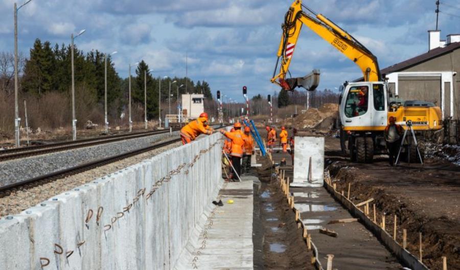 Opóźnienie przebudowy linii 32 z Białegostoku do Bielska Podlaskiego