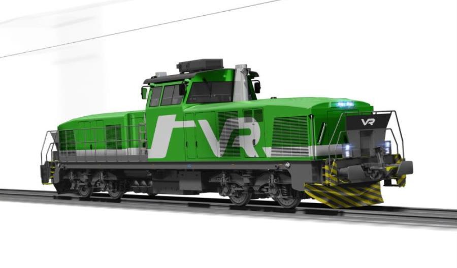 Stadler pozyskał bardzo duży kontrakt na lokomotywy dla Finlandii