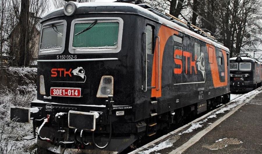 OT Logistcs sprzedaje lokomotywy STK. PKP Cargo nie wyklucza współpracy kapitałowej