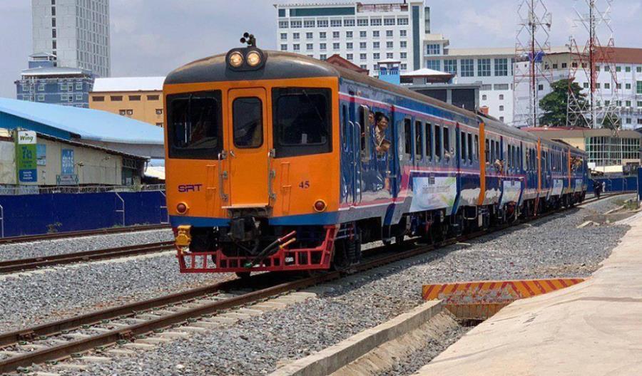 Będą bezpośrednie pociągi między Tajlandią a Kambodżą