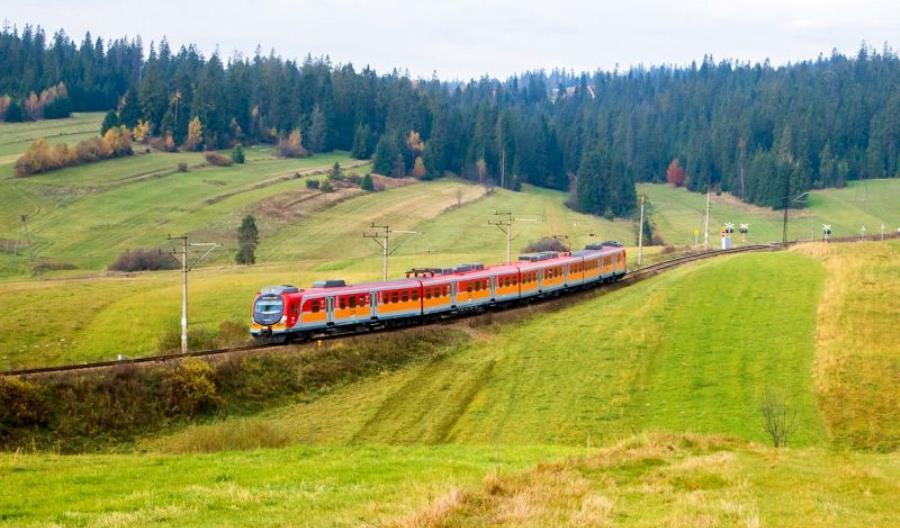 Bardzo dobry marzec dla kolei pasażerskiej. Wzrost o 15%