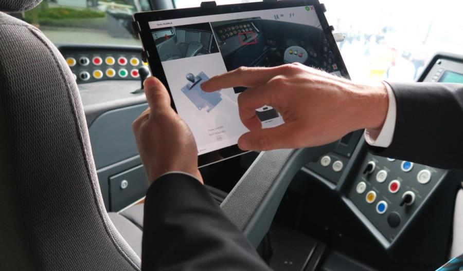 Cyfrowy łańcuch dostaw w Siemens Mobility