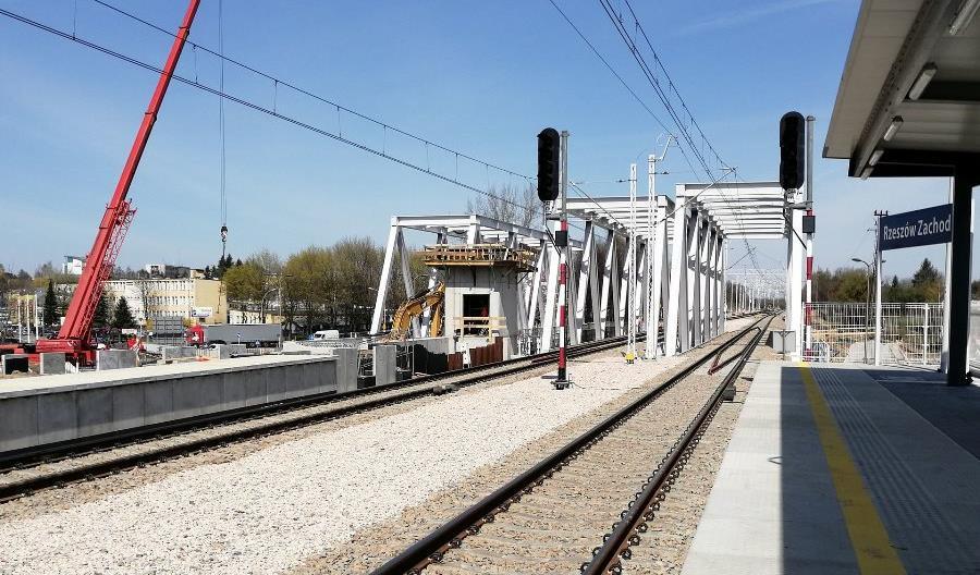 PLK: Kolejowe projekty zmieniają Podkarpacie