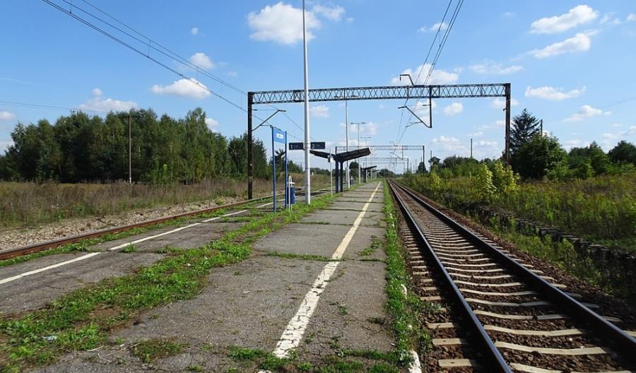 Zator: Pociągów komercyjnych nie ma z powodu przebudowy krakowskiego węzła