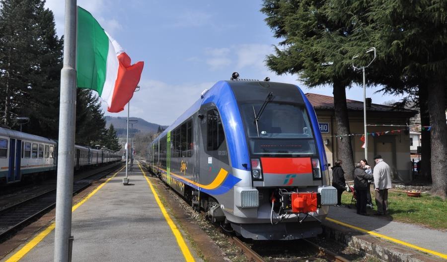 Włosi zainwestują w kolej olbrzymie pieniądze