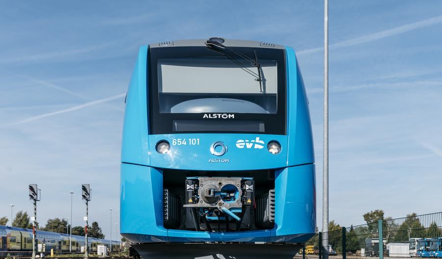 Niemcy składają największe w historii zamówienie na wodorowe zespoły trakcyjne