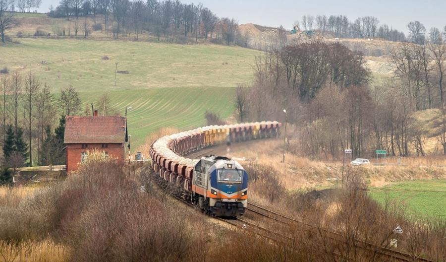 OT Logistics: Przewozami zajmują się STK i Kolej Bałtycka, nie OT Rail [aktualizacja]