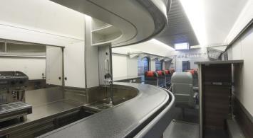 Czechy: Pierwszy zmodernizowany wagon bistro 1. klasy oddany do użytku