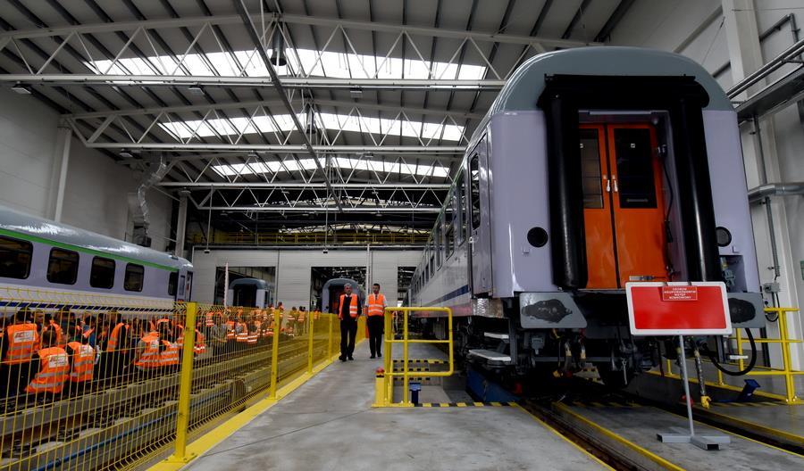 Czy program inwestycyjny PKP Intercity dotyczący stacji postojowych jest zagrożony?