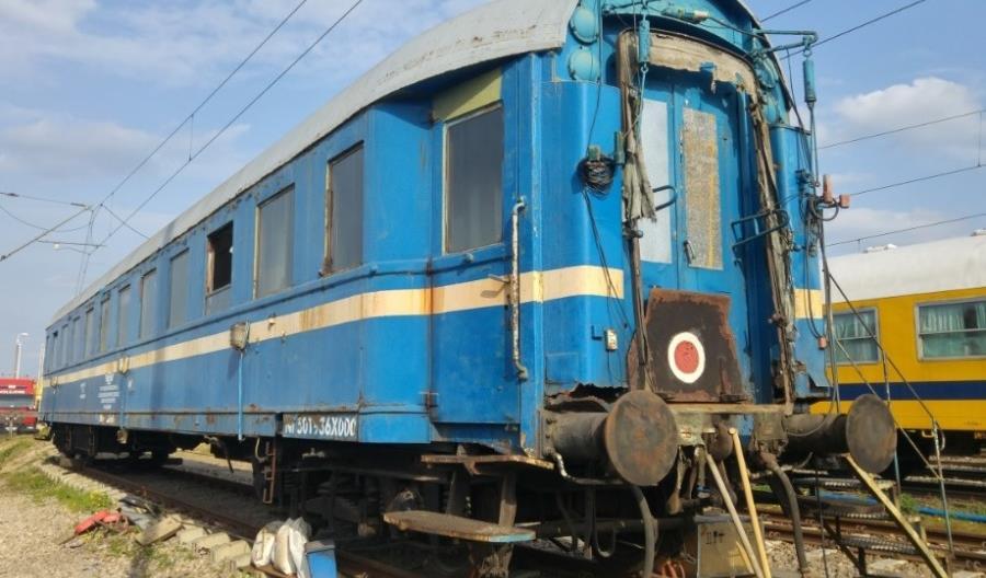 Z torów do muzeum. Wagon i urządzenia przypomną o historii kolei