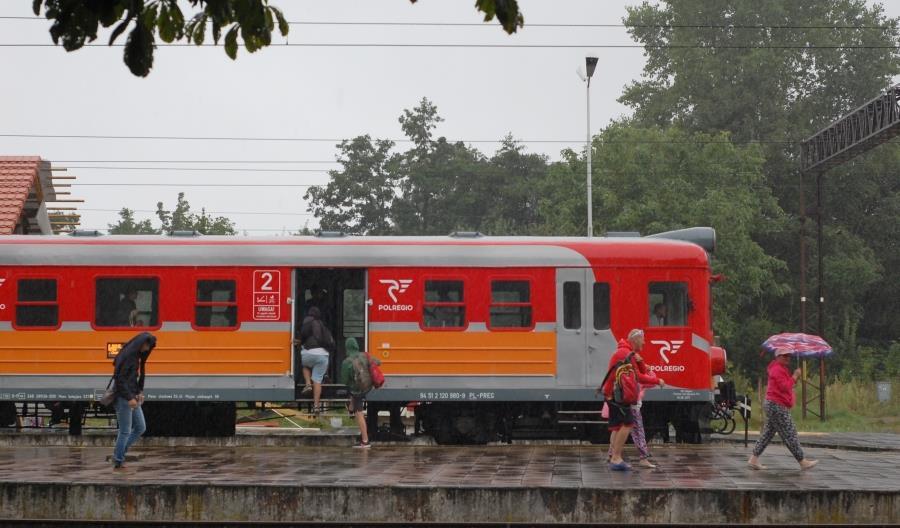 Ustka inwestuje w węzeł transportowy. Chce powrotu całorocznych pociągów