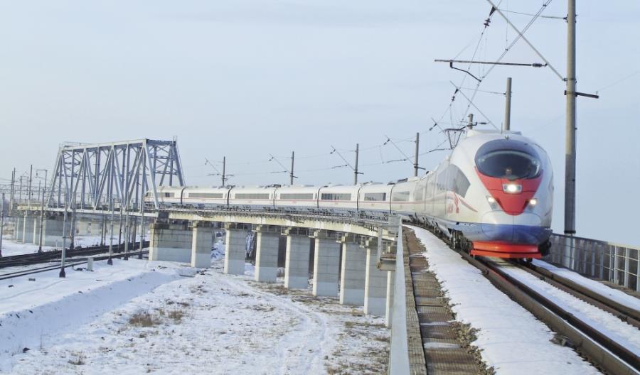 Siemens Mobility dostarczy 13 nowych pociągów Velaro do Rosji. Za ponad 1 mld euro
