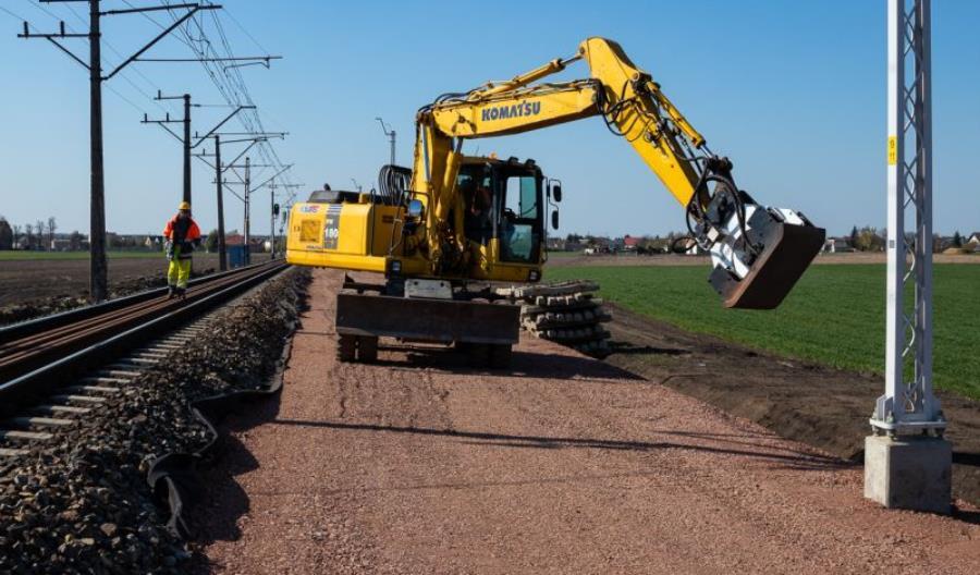 PLK podpisała umowę na modernizację odcinka E59 Słonice-Choszczno