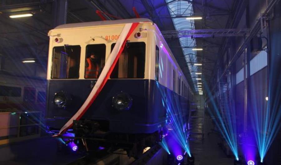 Stacja Muzeum ogłasza przetarg na naprawy taboru