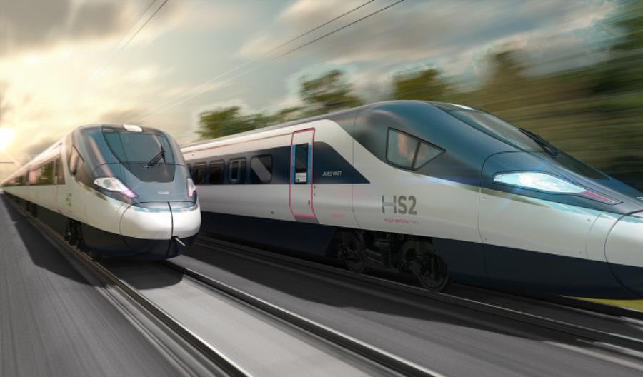 CAF proponuje pociągi Oaris dla HS2