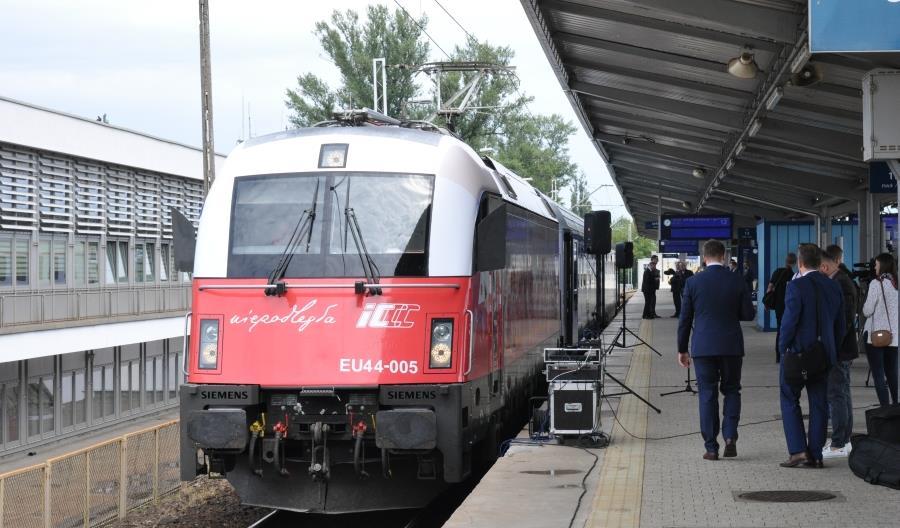 ECTS do Husarzy. Jest przetarg na doposażenie lokomotyw