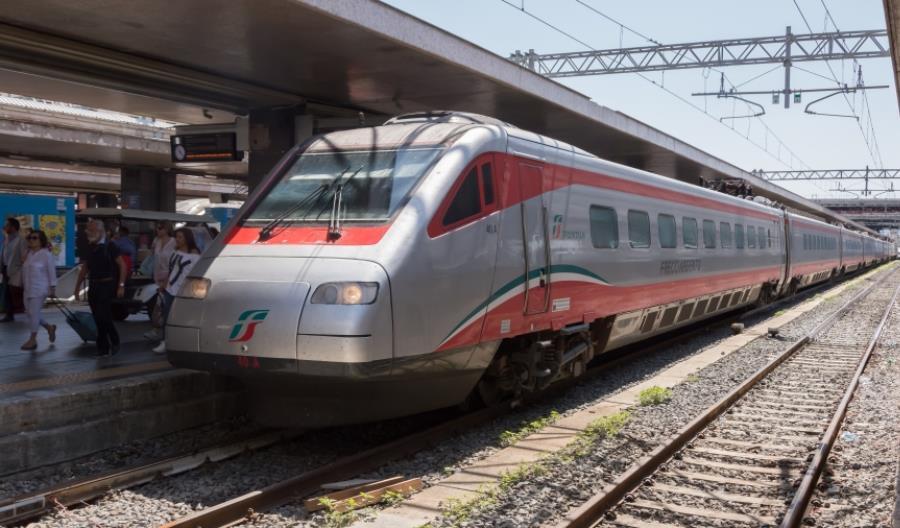 Włoskie pociągi Pendolino pojadą w Grecji