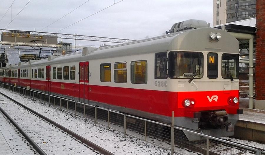Finlandia przed dużym przetargiem na elektryczne zespoły trakcyjne