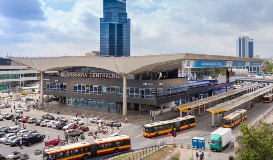 Wszystkie automaty PKP Intercity na Dworcu Centralnym już sprawne