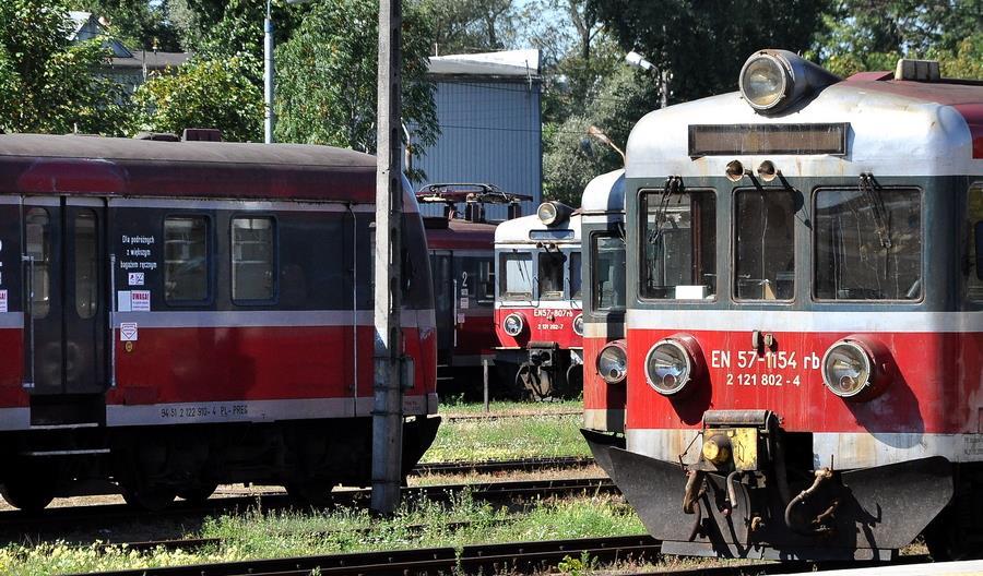 Znalazł się tabor na Pol'and'Rock Festival, PLK zmieściła pociągi w rozkładzie jazdy