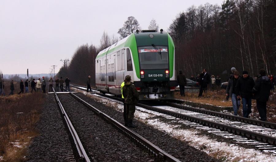 Podlaskie: Dlaczego pociągi nie dojeżdżają do Cisówki?