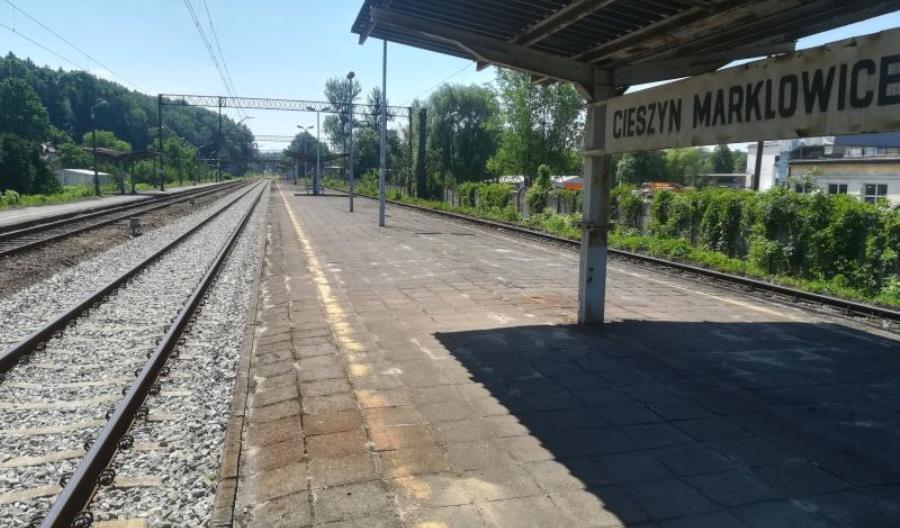 PLK zaczyna przebudowę peronów między Zebrzydowicami a Cieszynem