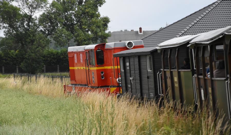 Śląskie: Kolej wąskotorowa dojeżdża do Rybnika