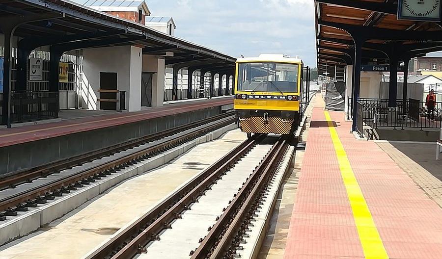 Lubuskie chce rozwoju kolei na linii Berlin – Kostrzyn – Gorzów – Piła. To potrwa