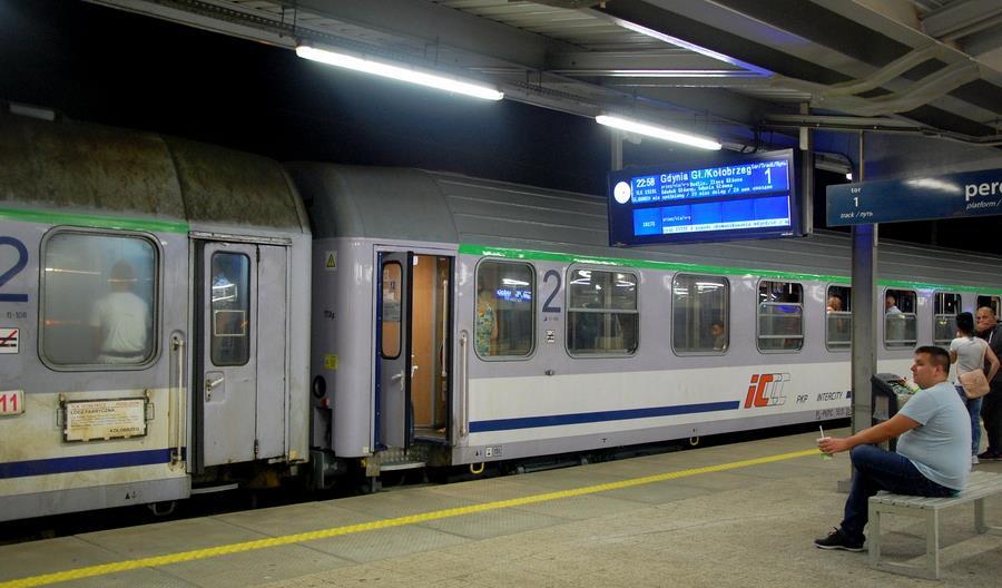 36% wagonów pasażerskich w Polsce wyposażone w klimatyzację