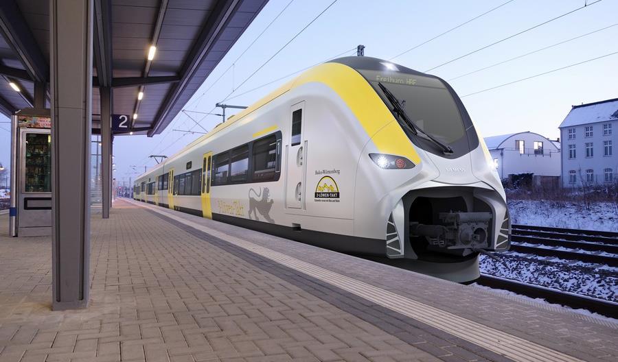 Badenia-Wirtembergia zamawia 20 pojazdów Mireo z bateriami
