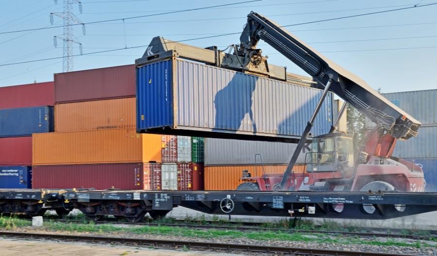 Urząd Transportu Kolejowego wspiera transport intermodalny