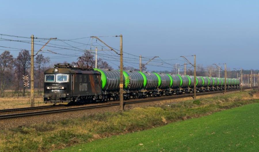 UTK: Wzrósł poziom bezpieczeństwa przy transporcie towarów niebezpiecznych koleją