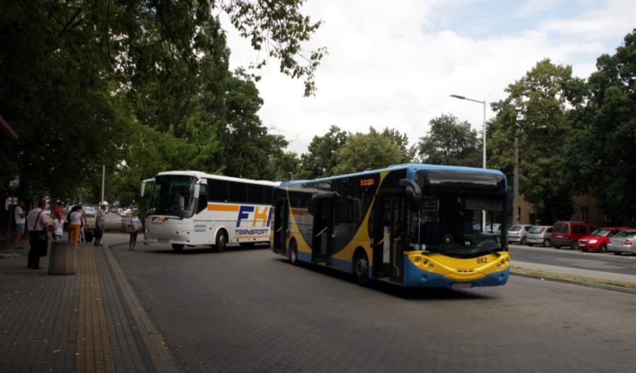 Łódź – Kutno: Autobus PR zamiast pociągu dla czytelności rozkładu