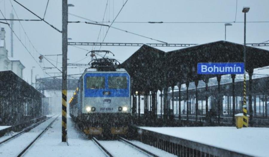 Największy ruch składów cargo między Polską a Czechami. Rośnie też ruch pociągów pasażerskich