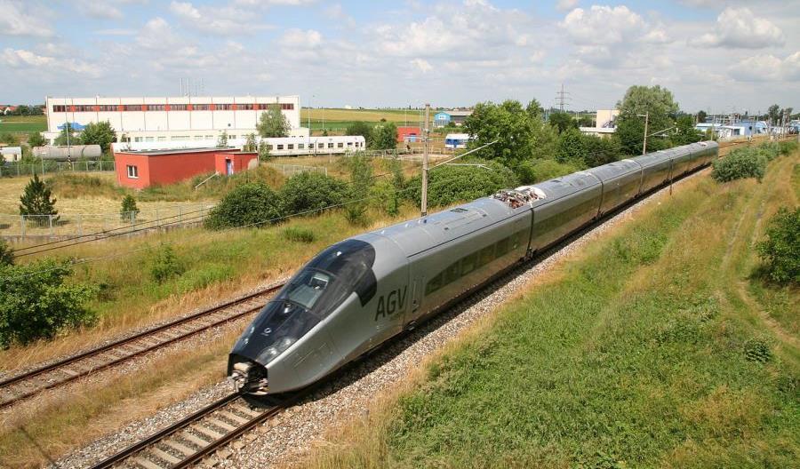 EC Engineering pomoże zbudować Alstomowi nowe pociągi TGV