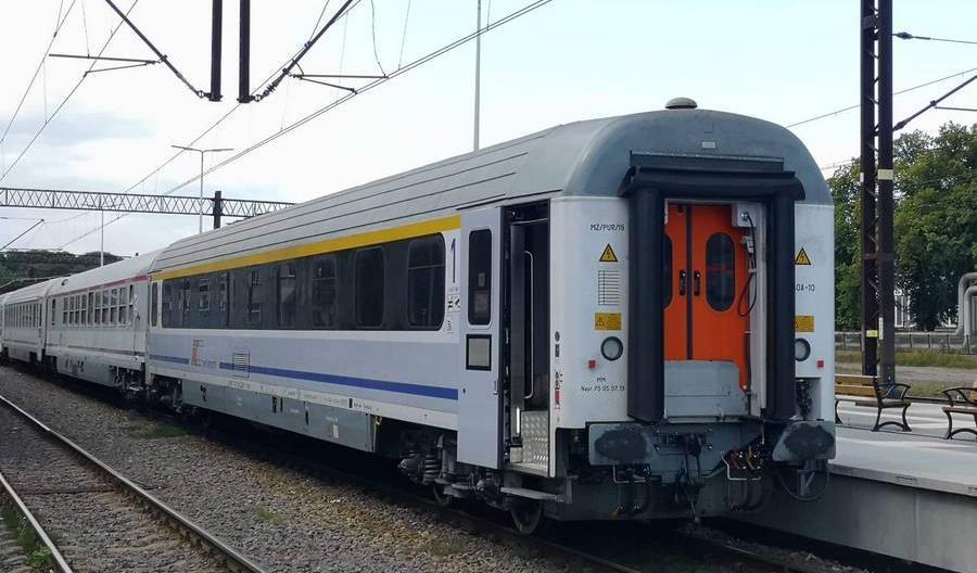 PKP Intercity odebrało 10 wagonów 1 klasy po modernizacji