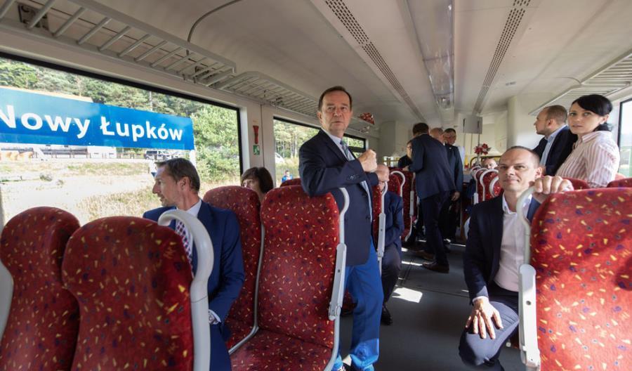 Resort infrastruktury chwali połączenia w Bieszczady i na Słowację. Jest się z czego cieszyć?